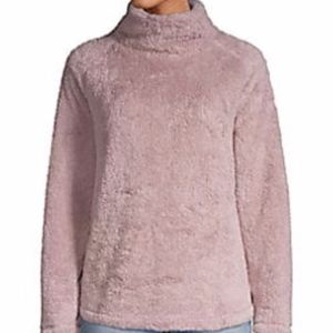 32 Degrees Tops - 32 Degrees | Light Blush Plush Pullover Sz. S NWOT